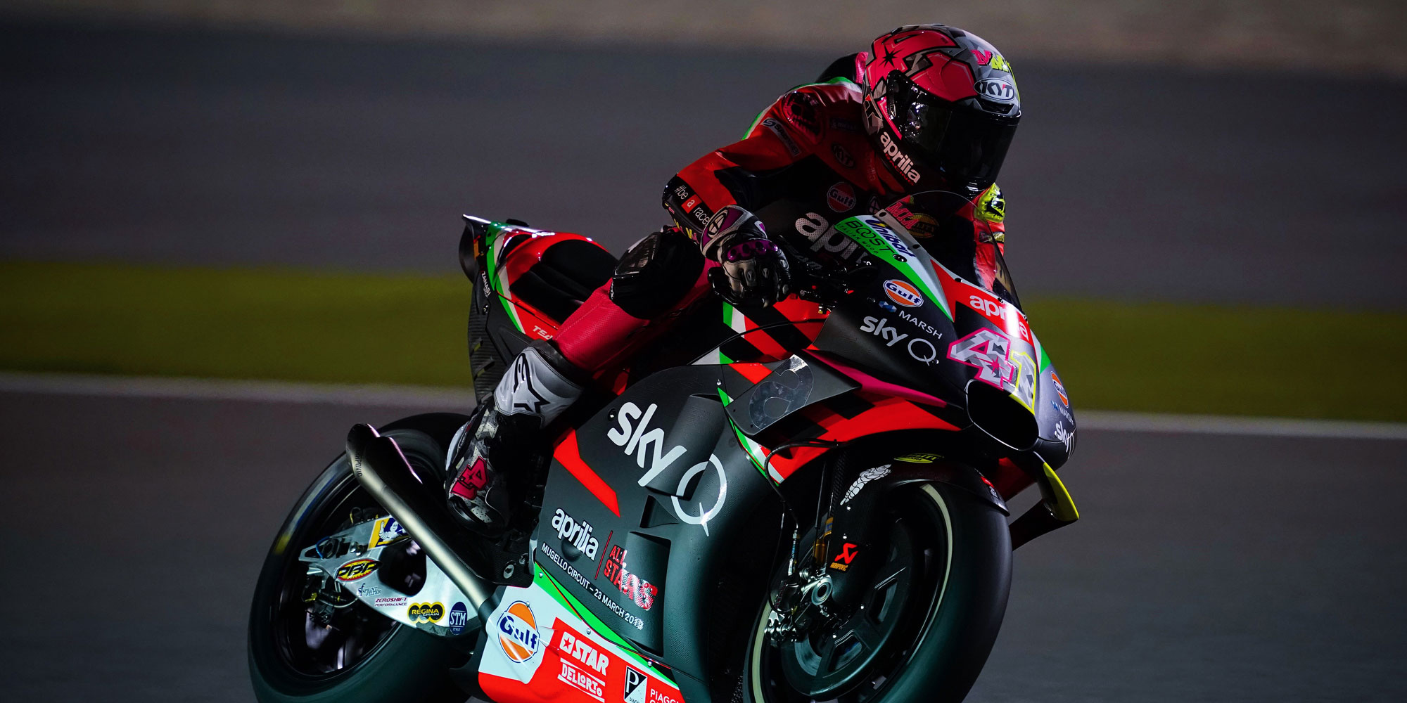 Zeroshift Performance transmission used in MotoGP race